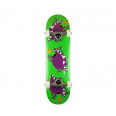 Скейтборд в сборе детский ALL TIME - Purple Monstors