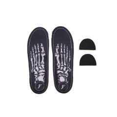 Стельки Footprint Kingfoam Orthotics Skeleton Black