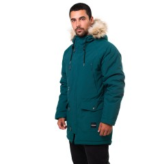 Парка зимняя FOOTWORK AMUT PARKA DEEP TEAL