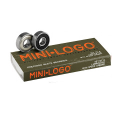 подшипники  Mini logo MILITANT ABOUT SKATEBOARDING